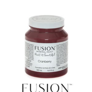 Cranberry Fusion Mineral Paint