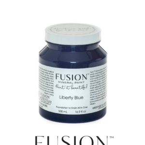 Liberty Blue Fusion Mineral Paint