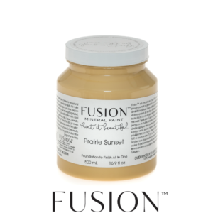 Prairie Sunset Fusion Mineral Paint