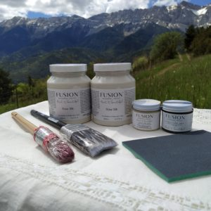 Pack Complet Fusion Mineral Paint
