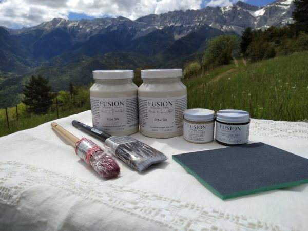 Pack Completo Fusion Mineral Paint