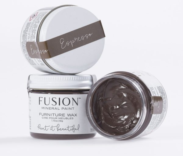 Cera marrón Fusion Mineral Paint