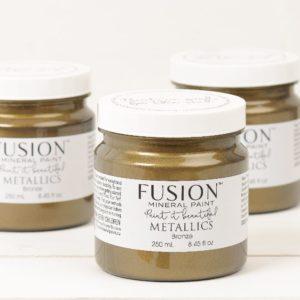 Bronze Fusion Mineral Paint
