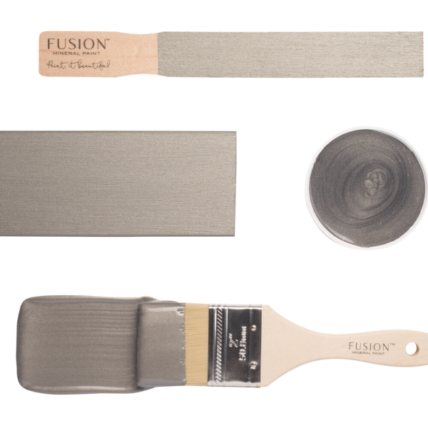 Brushed Steel Fusion