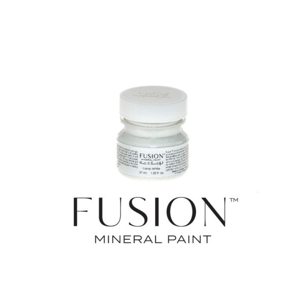 Lamp White 37ml Fusion Mineral Paint