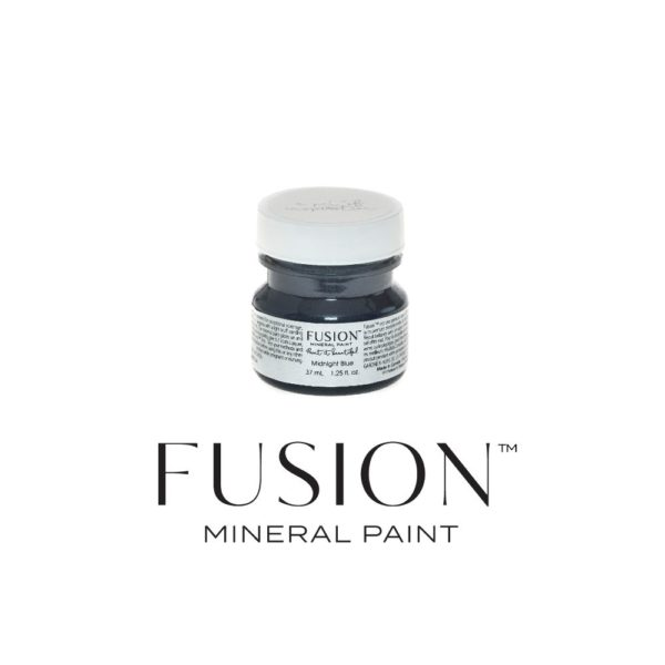 Midnight Blue 37ml Fusion Mineral Paint