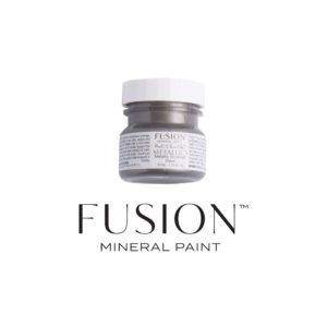 Brushed Steel 37ml Fusion Mineral Paint